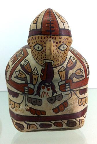 im ethnologischen museum, berlin-dahlem